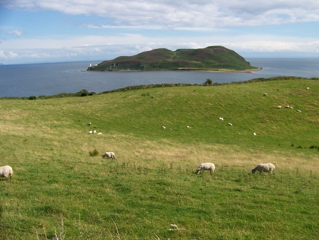 Looking towards Campbeltown Loch from the B842
