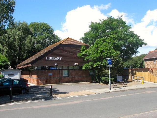 Ferring Library, Ferring Street, Ferring