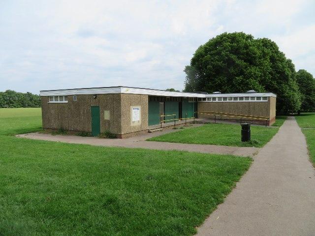 Stratton Park pavilion