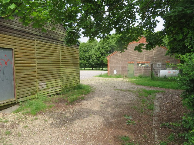Scout Hut - Stratton Park