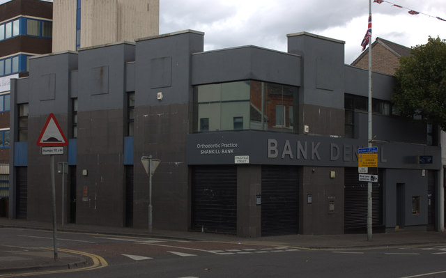 Bank Dental, Shankill Road, Belfast
