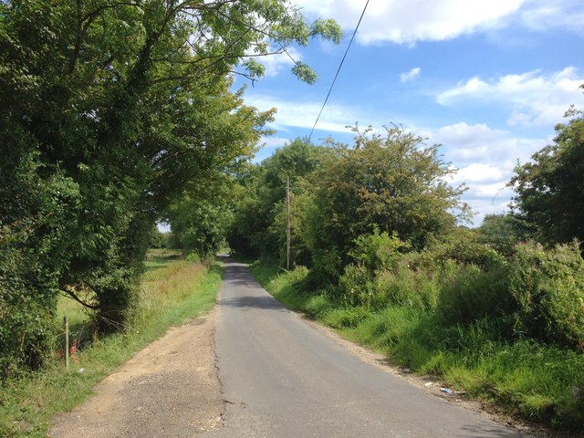 Stilebridge Lane, near Marden