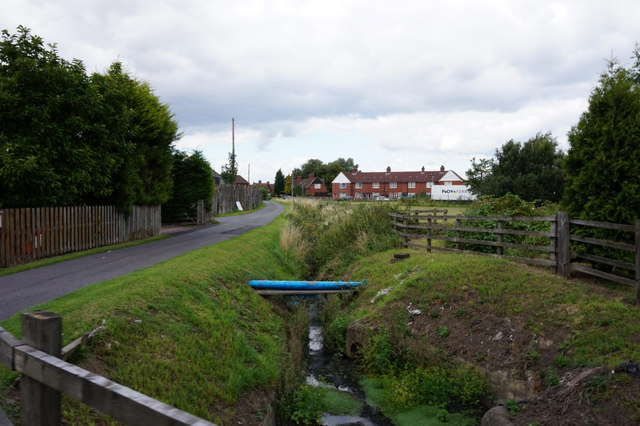 Carr Lane, Selby