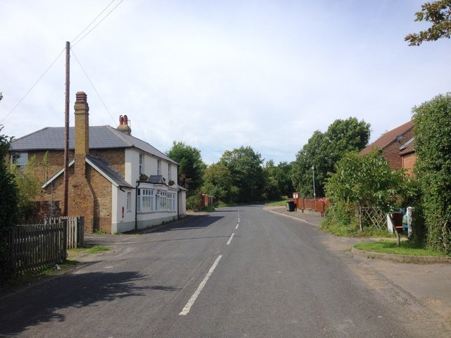 Hunton Road, Chainhurst