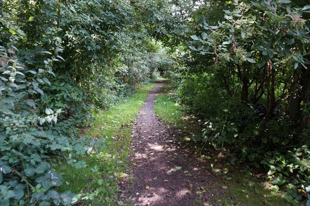 Path leading to the River Ouse