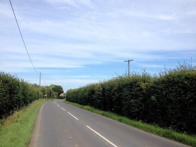 Underlyn Lane, near Marden