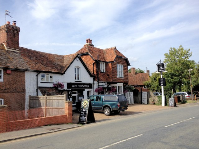 West End Tavern, Marden