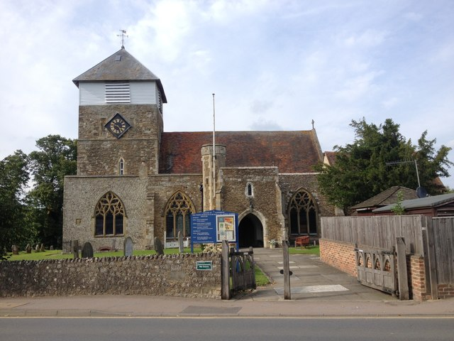 St. Michael & All Angels, Marden