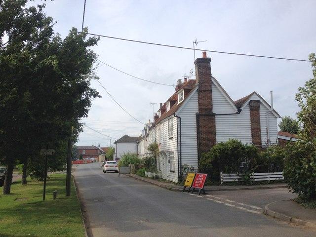 Albion Road, Marden