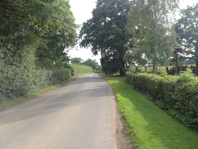 Plain Road, Marden