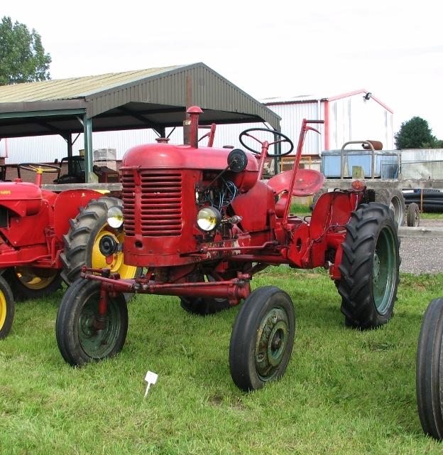 Vintage Massey Ferguson Pony tractor