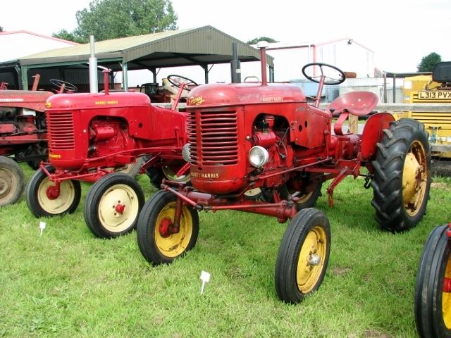 Vintage Massey Ferguson Pony tractors