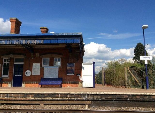 Cholsey railway station