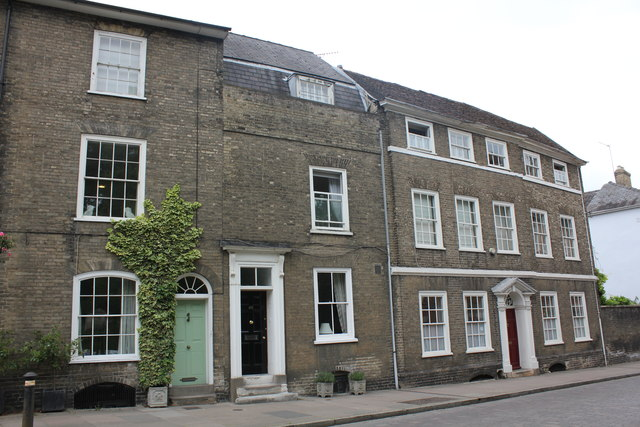 47, 48 and 49 Crown Street, Bury Saint Edmunds