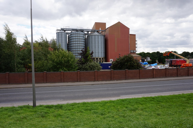 BOCM on Barlby Road, Selby