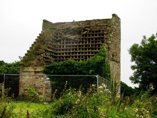 Doocot at Boarhills