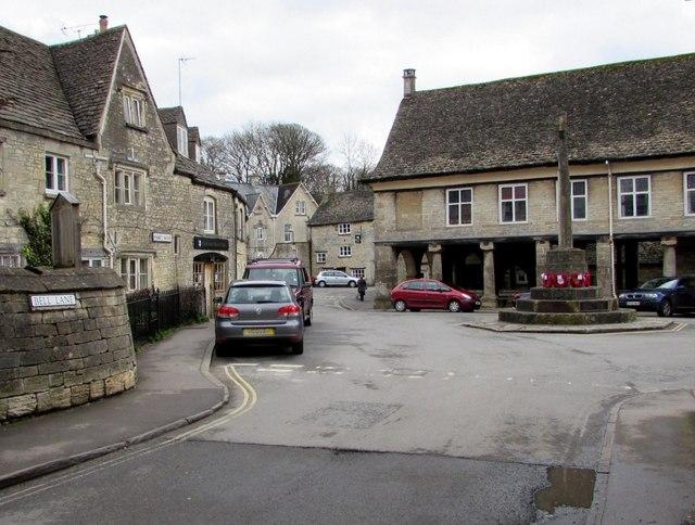 From Bell Lane to Market Square Minchinhampton