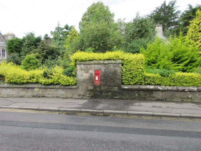 Victorian Wallbox in Doubledykes Road