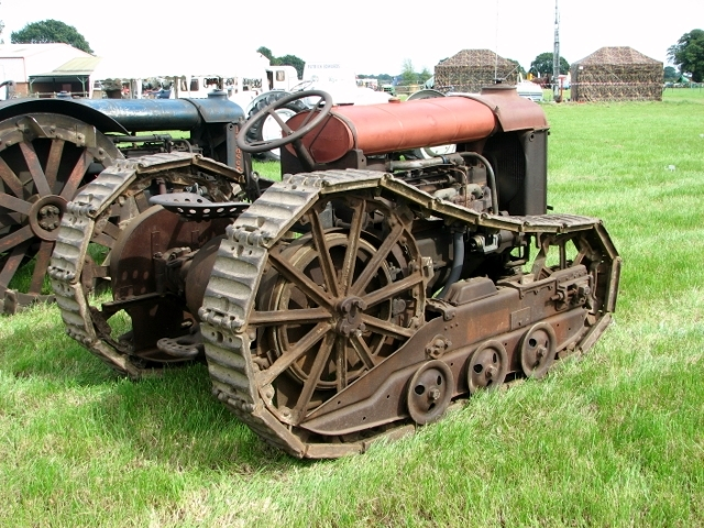 1920s Ford Fordson Trackson F 10-20