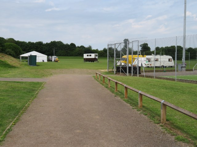 Access to Down Grange playing fields