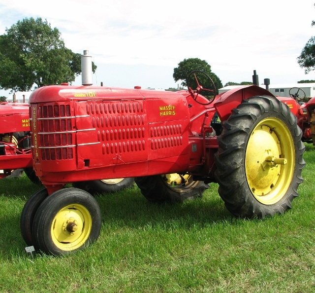 Massey-Harris Twin Power 101 tractor