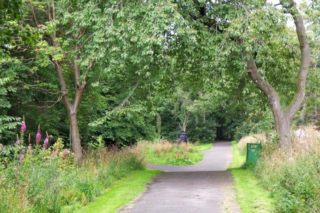Figgate Burn Park, Edinburgh