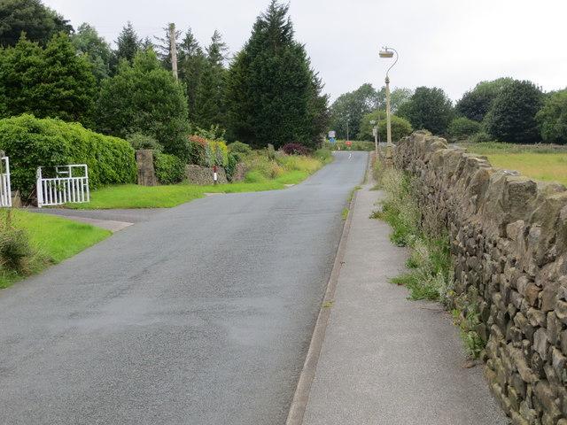 Moor Lane near Gynesta