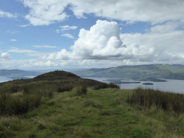 Summit of Conic Hill