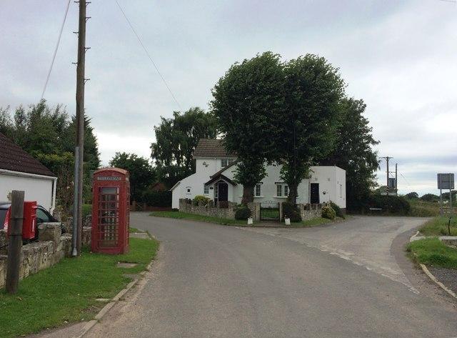 Amenities and Road Junction in Braithwaite