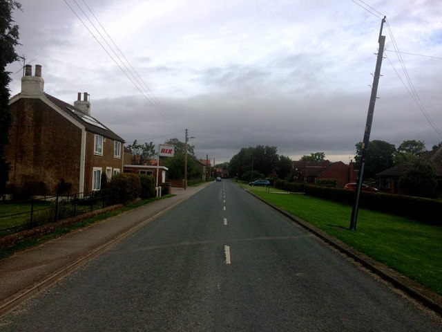 Broad Lane in Sykehouse