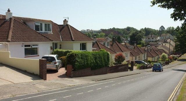 Higher Cadewell Lane, Shiphay