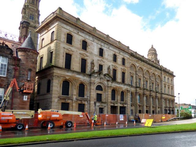 Greenock Municipal Buildings