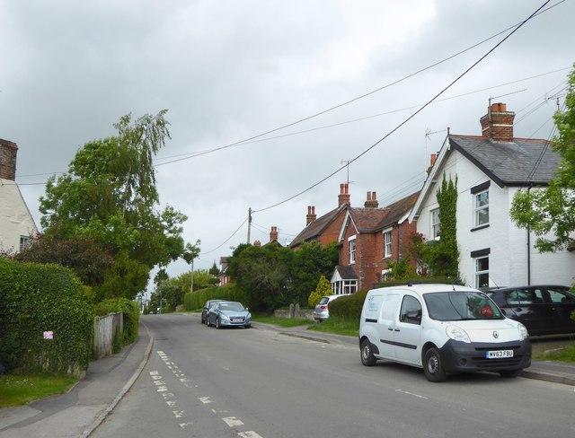 Mill Lane, Lambourn
