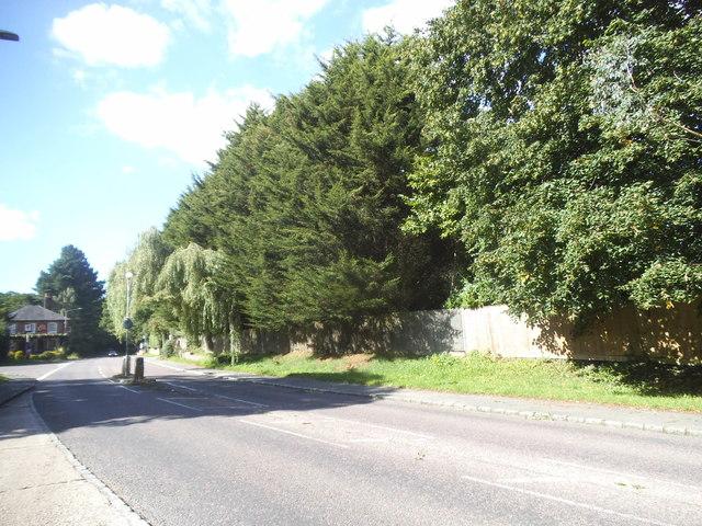 Penn Road, Knotty Green