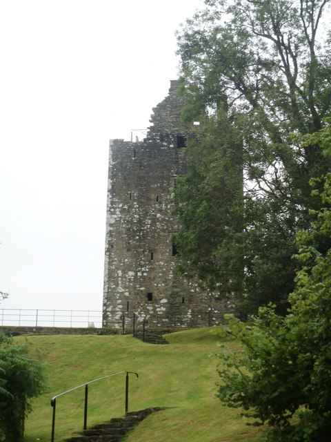 Cardoness Castle [1]