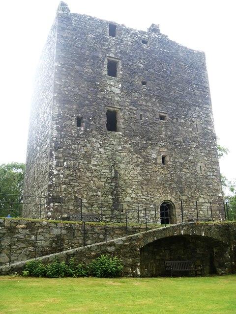 Cardoness Castle [2]