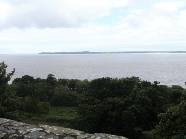 The view from Carsluith Castle [2]