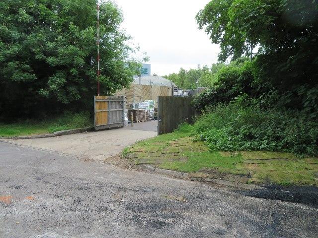 Home base deliveries gate