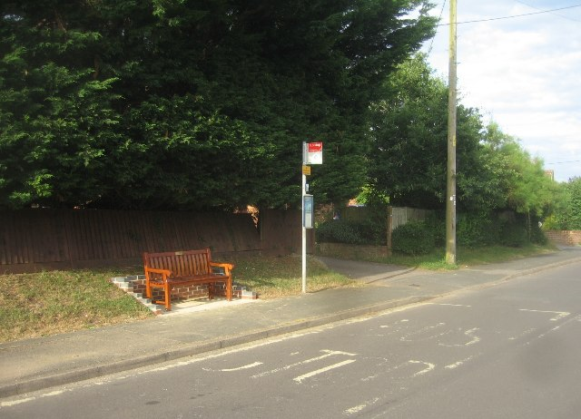 New bench seat - Hill Road