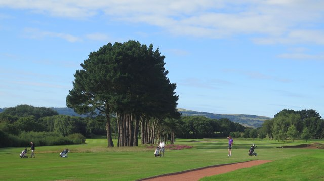 Shanklin and Sandown Golf Course, Isle of Wight