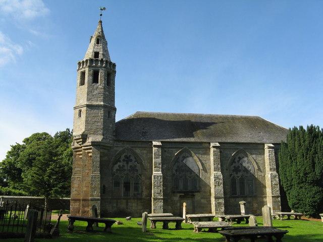 Dairsie Old Church - St Mary's