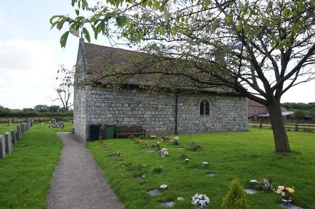 St James Church, Murton