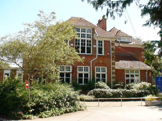 Part of Perins School