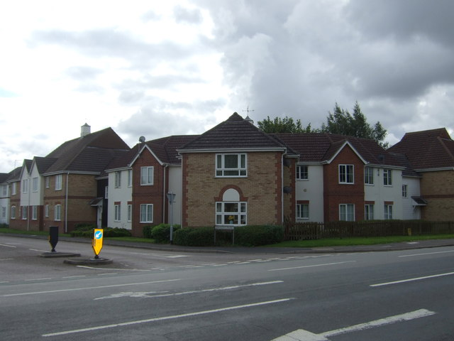 Houses on The Avenue, March