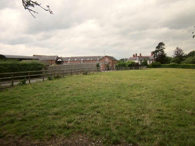 Iddenshall Grange Dairy Farm