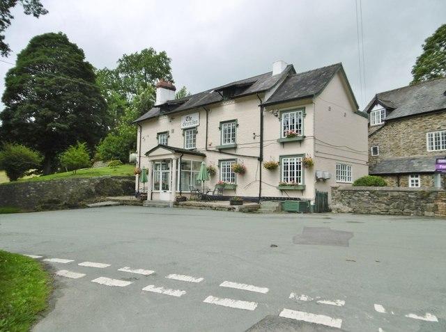 Llangedwyn, Green Inn