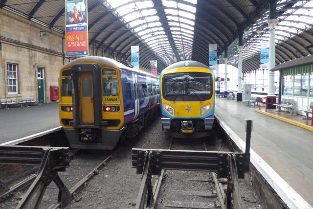 Platforms 2 & 3