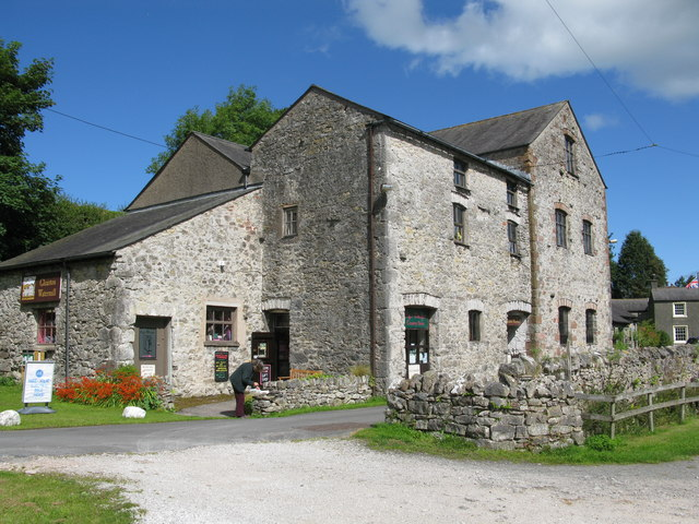 Gleaston Watermill