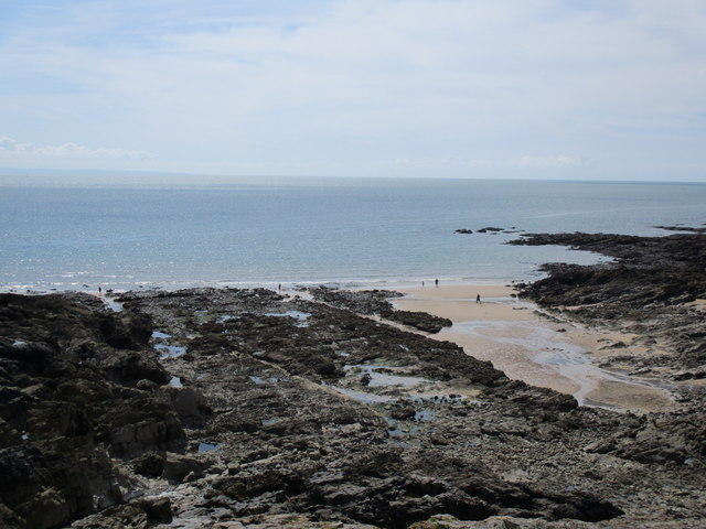 Limeslade Bay (off The Mumbles)