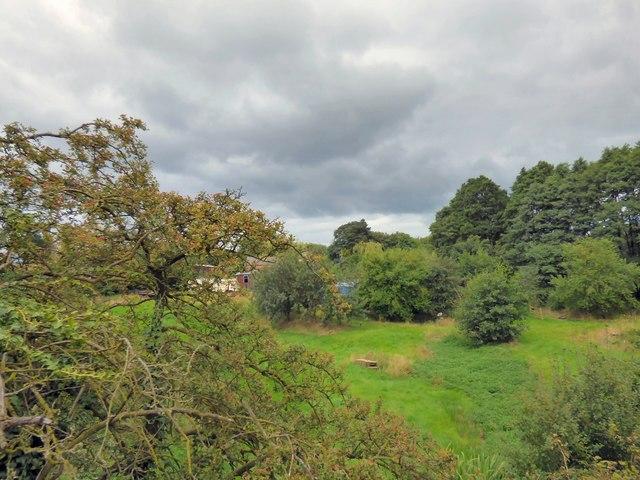 A corner of Cresswellford Farm